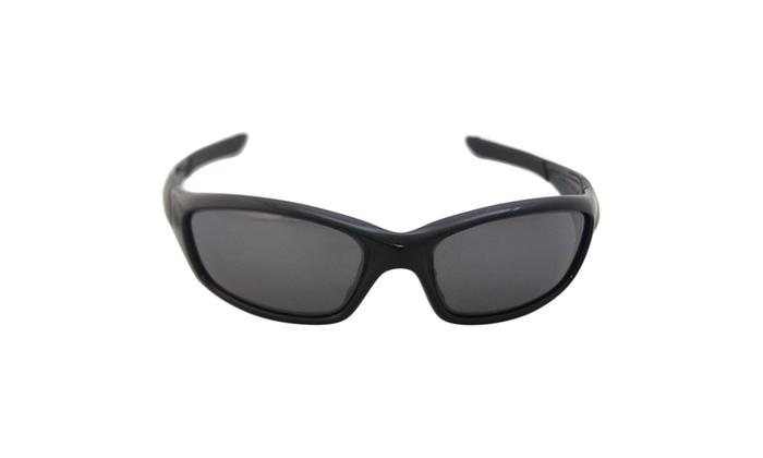 bb94186023b Oakley Straight Jacket 04-325 - Polished Black Black Iridium