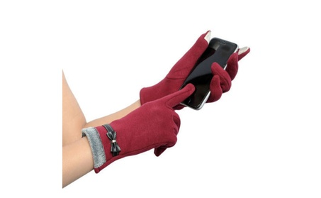Unique Touch Screen Winter Warm Gloves For Ladies fd589177-196b-4fa1-a361-212327fd2cd7
