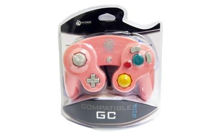 GameCube Controller - Pink (Hydra Performance) ab3ac3b2-f71c-4e2e-a71d-ba10208c4560