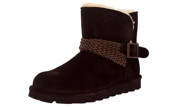 Bearpaw Women's Brienne Sheepskin Boot