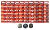 Panasonic 3V Lithium Coin Cells (5 Batteries) - Multiple CR Sizes