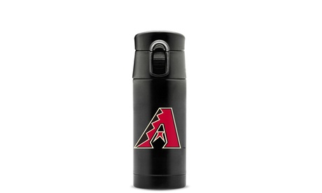 MLB 13 Oz. Double Wall Stainless Steel Thermos df938a4c-dd75-4b55-8c76-3cc4d88345a4