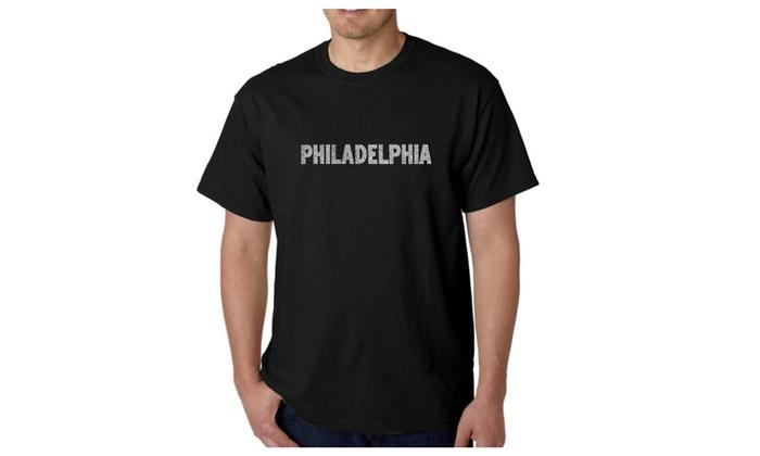 Men's T-shirt - PHILADELPHIA NEIGHBORHOODS