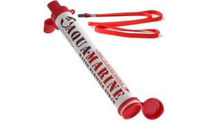 Aqua Marine Portable Personal Survival Water Filter Straw