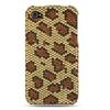 Insten Leopard Hard Bling Diamond Cover Case For Apple iPhone 4 Gold