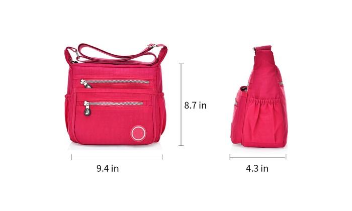 Women Tote Messenger Cross Body Handbag Hobo Bag Ladies Shoulder Bag Purse New
