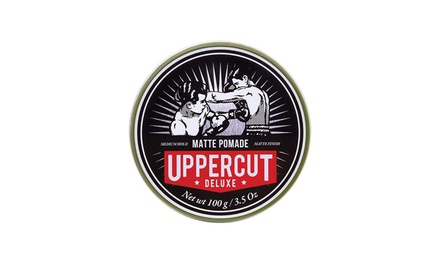 UPPERCUT Styling Matte Pomade 3.5 oz Was: $60 Now: $37.90.