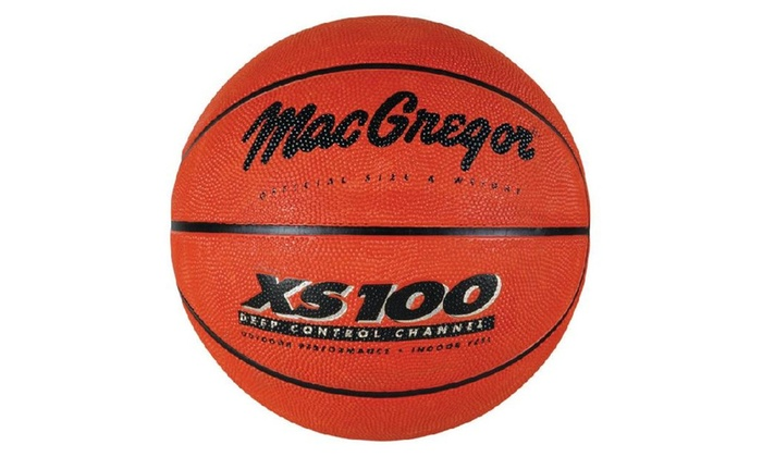 Macgregor 40-96100bx Official Size Basketball, Size 7