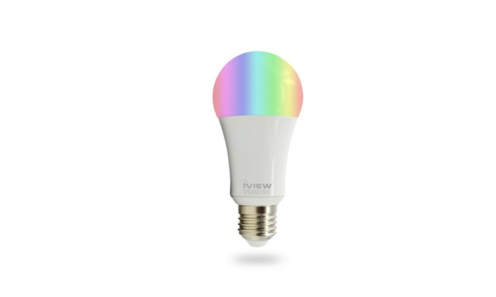Smart iView Light Bulb