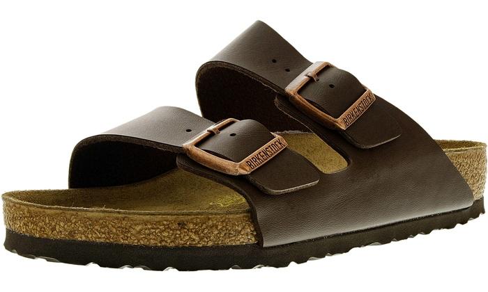 12867b55902b Birkenstock Unisex Arizona Birko-Flor Sandals