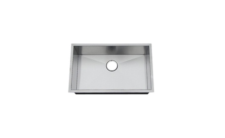 Frigidaire FPUR2919-D10 27-Inch by 17-Inch by 10-Inch Undermount Sink photo