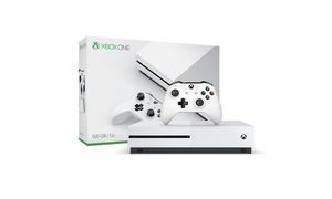 Refurbished Microsoft XBOX One S Gaming Console 8GB RAM 500GB HDD in Retail Box