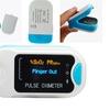 50N OLED SPO2 PR PULSE OXIMETER FINGER BLOOD OXYGEN HEART RATE MONITOR