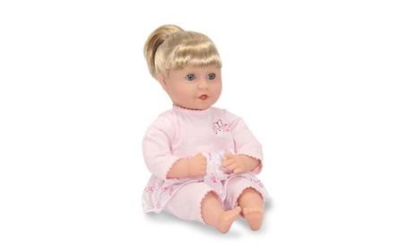 Melissa & Doug 4882 Natalie- 12 in. Doll 4a590146-f098-4805-85ce-cfc8669e791f