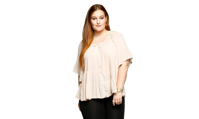 1146747a3667c Up To 67% Off on Xehar Women s Plus Size Keyho...