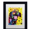 Dean Russo 'Sparkles' Matted Framed Art