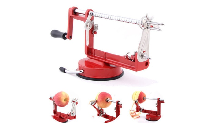 Apple Slinky Machine Peeler Corer Potato Fruit Cutter