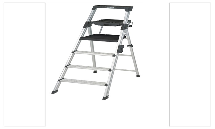 Cosco Signature Series 6 ft. Aluminum Step Ladder