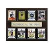 "NCAA Football 12""x15"" Arkansas Razorbacks All-Time Greats Plaque"