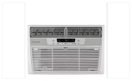 Frigidaire 8,000 BTU Window-Mounted Room Air Conditioner Refurbished photo