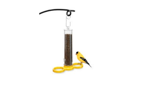 Droll Yankees BL-FIND Bird Lovers Finch Finder Nyjer Seed Feeder (Goods For The Home Patio & Garden Bird Feeders & Food) photo