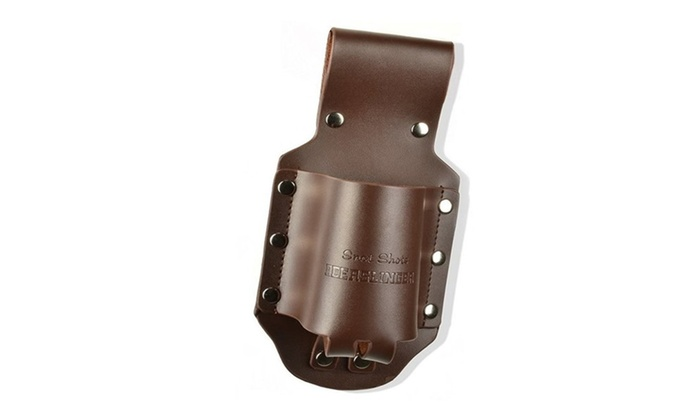 Leather Classic Beer Holster