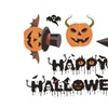 Pumpkin Festive Party Home Kids Rooms Wall Stickers Decoration