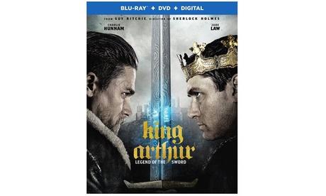 King Arthur: Legend of the Sword (Blu-ray & DVD & Digital HD UV Combo Pack) 846cc89b-1432-42cd-a6fd-3c162ec2679e