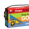 SAMi 4 Shape Puzzles - Things That Go!: 23 Pcs
