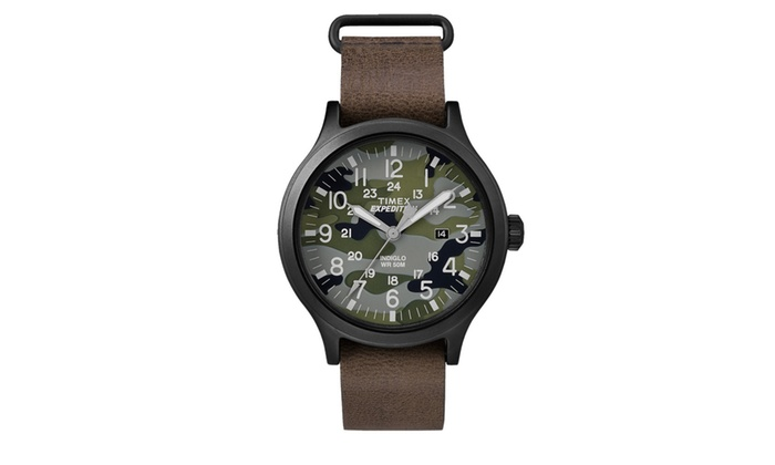 c5fea77e47d0 Up To 44% Off on Timex Men s Expedition Scout ...