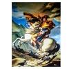 Napoleon At The Saint-Bernard Pass