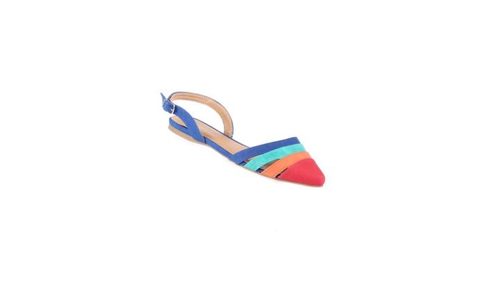 Xehar Women's Casual Comfort Slip On Sandal