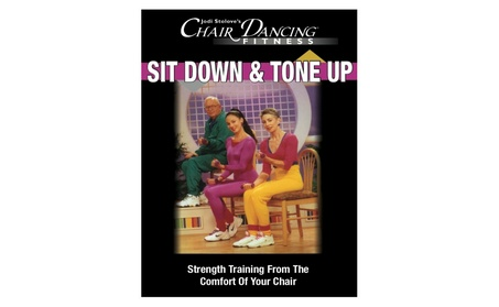 Chair Dancing® Presents Sit Down & Tone Up! 31b661d9-feae-4581-817d-d3cf9dbfb05e