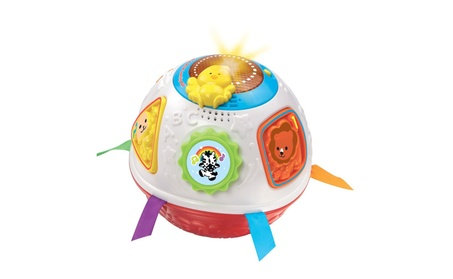 VTech Light and Move Learning Ball, Red 12fd37d2-21d4-4575-98fd-0a54df82bc1a