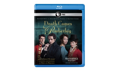 Masterpiece: Death Comes to Pemberley Blu-ray (U.K. Edition) e5bd33ff-a357-4c20-b6e1-a1bf5c3a69b8