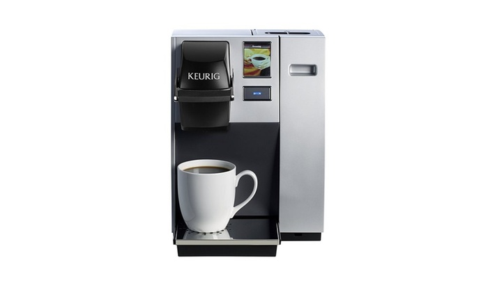 Keurig K150 Single Cup Commercial KCup Pod Coffee Maker Groupon