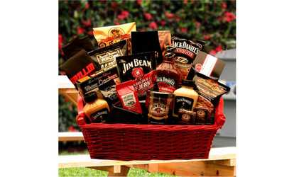 Bakery deals coupons groupon image placeholder image for gift basket drop shipping jim jack together at last grillin gift basket large negle Choice Image