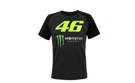 Valentino Rossi Monster Energy Grey-Black Dual T-Shirt eb5f3402-9e7b-4970-93eb-27ba8f6a1cdb