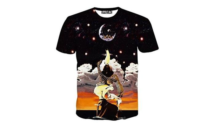 FaPlus Men's Fashion 3D T-Shirts