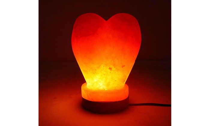 Perfect Himalayan Heart Shaped Lamp: Himalayan Heart Shaped Lamp ...