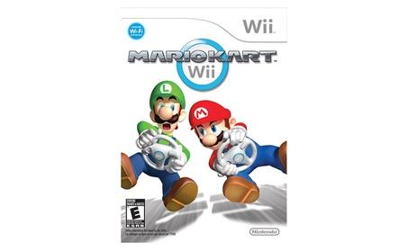 Nintendo Wii Mario Kart 415a8a09-1496-405a-8c59-fa4890db4e37