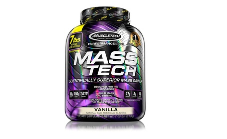 Scientifically Superior Weight Gain Formula, Vanilla, 7 lbs