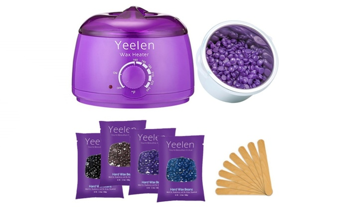 Up To 46 Off On Yeelen Hair Removal Kit Hot W Groupon Goods