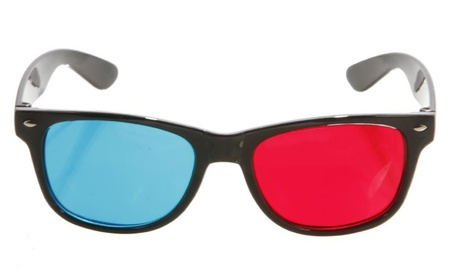 Lot 10 Pcs 3D Glasses Frame For Dimensional Anaglyph Movie DVD Game cb2f8690-a8c4-4766-9611-1ec55d0022ae