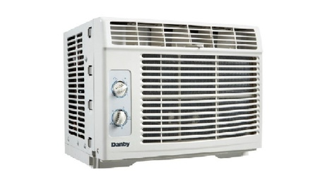 Danby 5000 BTU Window Air Conditioner w/ 2 Fan Speeds - NEW photo