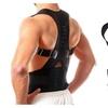 Posture Corrector Support Magnetic Therapy Back Shoulder Brace Belt