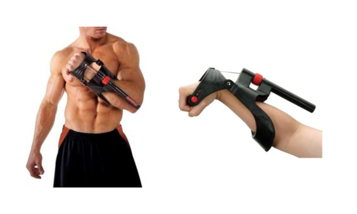 Toner Adjustable Tension And Personal Forearm Muscle Trainer