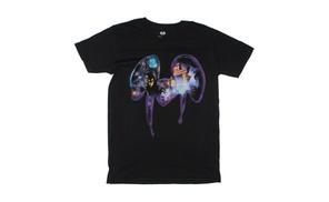 Devine79: Epic Mickey Haunted House Black T-shirt