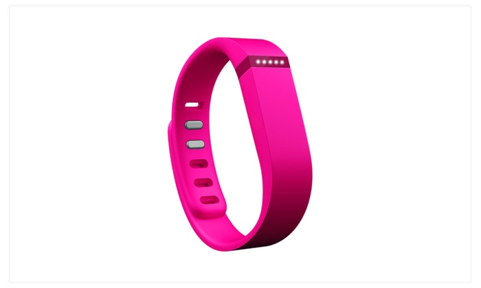Fitbit flex pink
