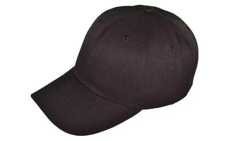 Black Baseball Cap 66c35962-b6bf-4da5-88ab-b53e2ab0e6c1